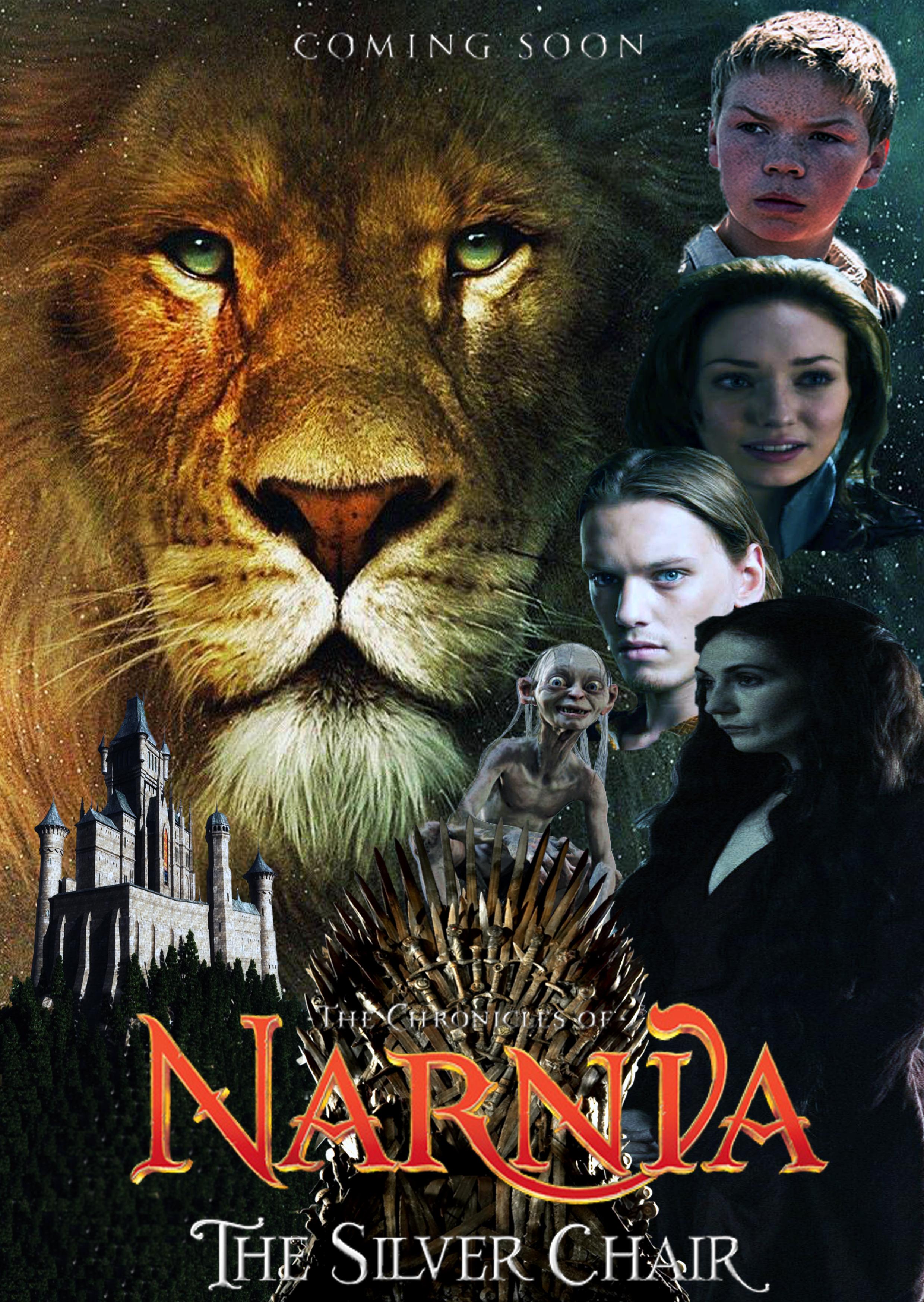 Az Ezusttron Narnia Kronikai